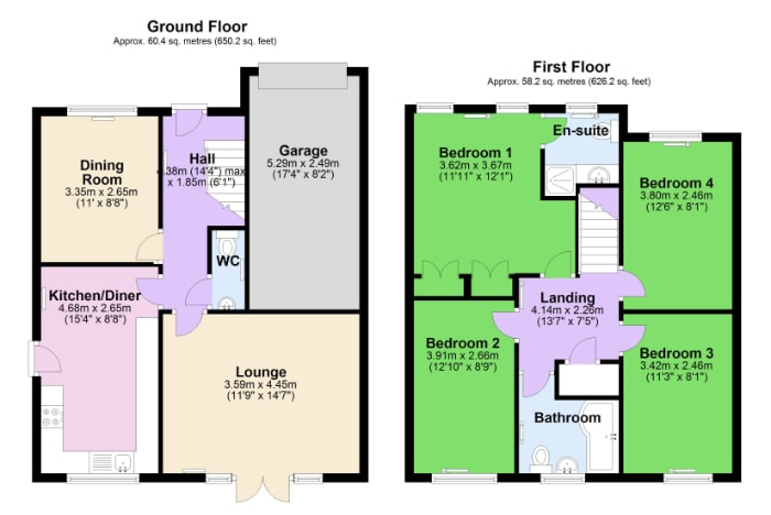 Floor plan Our interactive floor plans allow buyers to visualise the exact layout and proportions of your home Frank modern
